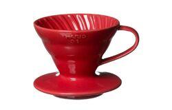 Hario VDC-02R. Воронка керамическая красная. 1-4 чашки в Мурманске new